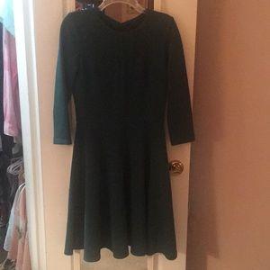 Green Work Dress